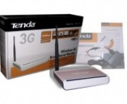 ROUTER 3G WIRELESS N TENDA 150MBPS ANTENA REMOVIBLE